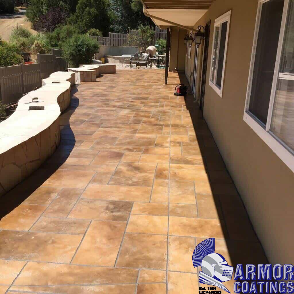 Picture of waterproofing company san jose
