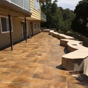 Waterproof patio san jose