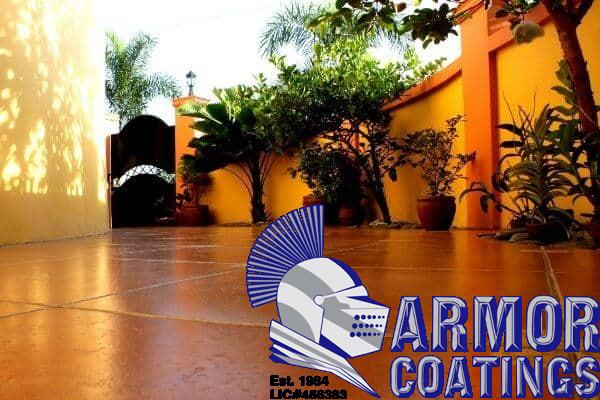 Benefits of a Stained Concrete