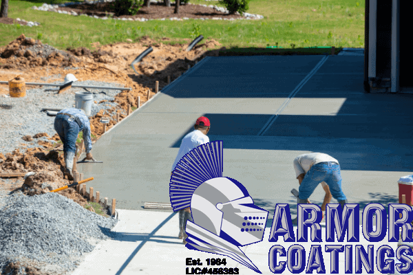 How to Remove Concrete Sealer